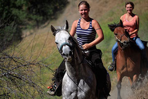From very young or very nervous riders to experienced ones, Okanagan Stables offers a fun horseback riding experience for all!